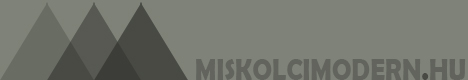 Miskolci Modern Logo